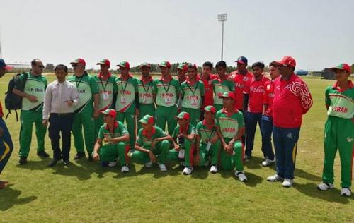 تیم کریکت ایران