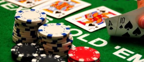 شرط بندی با بیت کوین در بازی پوکر