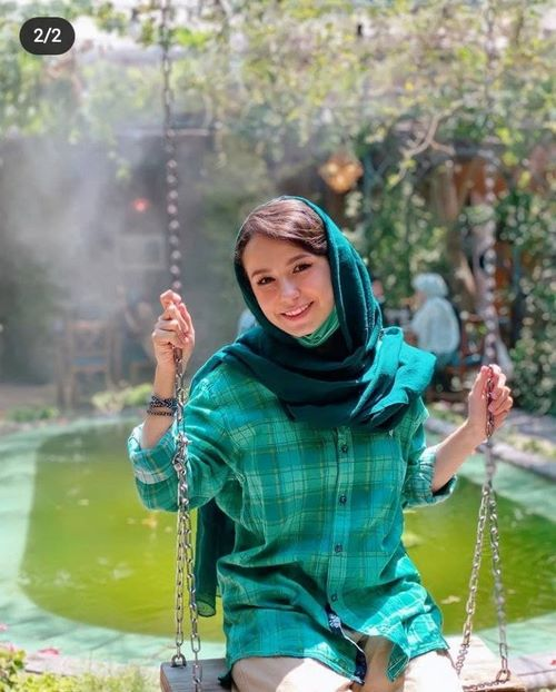 عکس های پریسا پور مشکی را در کجا ببینیم؟